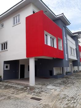 Luxurious Town House, Kusenla Road, Ikate Elegushi, Lekki, Lagos, Terraced Duplex for Sale