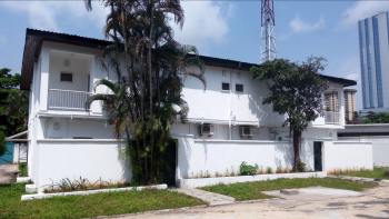 6 (six) Units of Semi-detached Houses for Commercial Use Within a Land Area of Over 2,500sqm, Victoria Island (vi), Lagos, Plaza / Complex / Mall for Rent