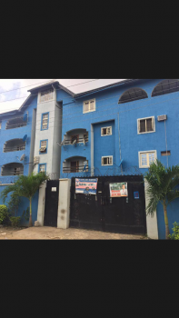 Three Storey Building           Eight Flats Solid Apartments, Ago Palace, Isolo, Lagos, Block of Flats for Sale