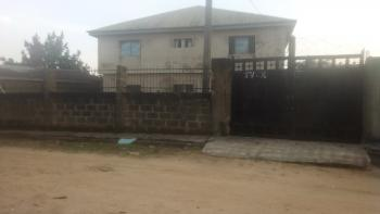 4 Nos of 3 Bedroom, Ajilo, Agric Bus Stop, Agric, Ikorodu, Lagos, Block of Flats for Sale