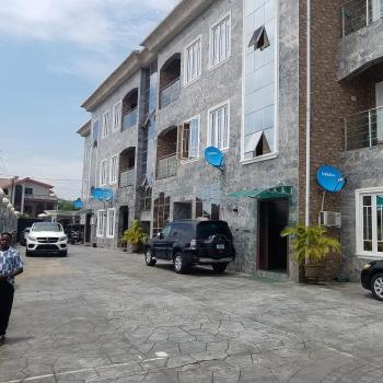 Tastefully Fully Serviced 3 Bedroom Flat, Parkview, Ikoyi, Lagos, Flat for Rent