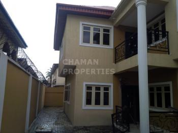 4 Bedroom Duplex with a Bq, Shangisha Phase 2, Gra, Magodo, Lagos, Semi-detached Duplex for Rent
