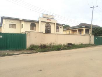 Detached Properties on 1500sqm Land, Jibowu Street, Jibowu, Yaba, Lagos, Detached Duplex for Sale