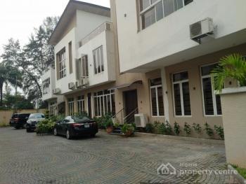 Luxury 5 Bedroom House +bq, Off Glover Road, Victoria Island Extension, Victoria Island (vi), Lagos, Terraced Duplex for Sale