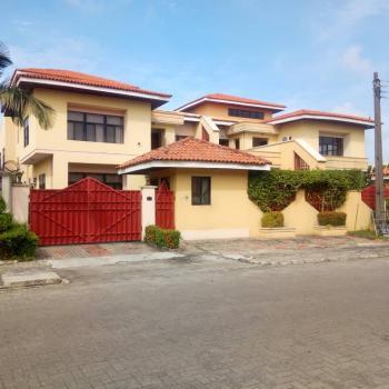Exquisite Five Bedroom Semi Detached Duplex + 2 Room Bq, Lekki Phase 1, Lekki, Lagos, Semi-detached Duplex for Rent