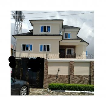 5 Bedroom Semi-detached Duplex on 2 Floors with 1 Room Bq, Off Adewunmi Adebimpe Drive, By Marwa Bus-stop, Lekki Phase 1, Lekki, Lagos, Detached Duplex for Rent