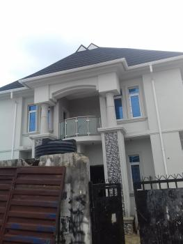 Brand New 4bedroom Detached House with Bq, Dideolu Estate, Ogba, Ikeja, Lagos, Detached Duplex for Sale