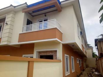 Exceptional 4 Bedroom Terrace, Gra, Magodo, Lagos, Detached Duplex for Rent