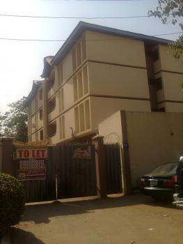 3 Bedrom Flat with One Room Bq, Okemesi Crescent, Area 2, Garki, Abuja, Flat for Rent