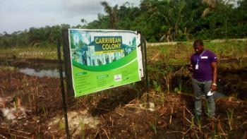 600 Sqm Land for Sale, Novare Mall Shoprite Opposite Emperor Estate, Abijo, Lekki, Lagos, Residential Land for Sale