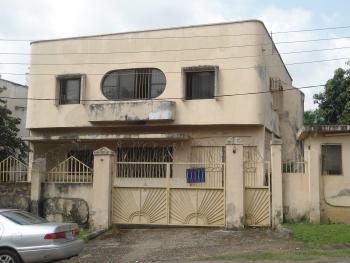 a Well and Strategically Located 5 Bedroom Duplex, Off Lafiagi Street, Area 2, Garki, Abuja, Detached Duplex for Sale
