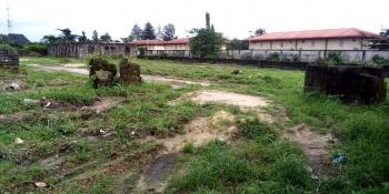 1 Hectare of Land with a Bungalow and Conference Hall on It., Along Npa Express Way, Opposite Chevron, Warri, Delta, Commercial Land for Sale