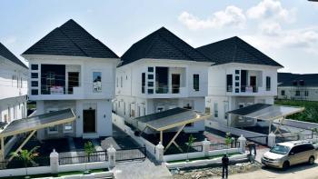 Luxury 5 Bedroom Duplex in a Private Estate at Osapa London Lekki, Osapa, Lekki, Lagos, Detached Duplex for Sale