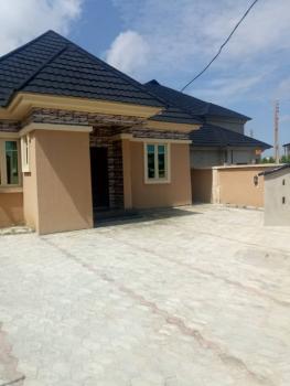 3 Bedroom Bungalow, United Estate, Sangotedo, Ajah, Lagos, Detached Bungalow for Sale