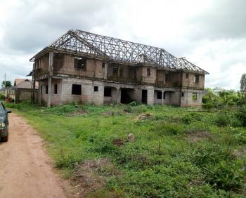 Standard 90 Percent Completed 4 Flat, Benin, Oredo, Edo, Block of Flats for Sale