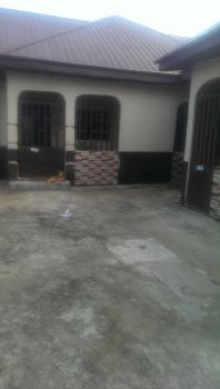 Self Contained, Uniport Road, Uzuoba, Port Harcourt, Rivers, Detached Bungalow for Rent