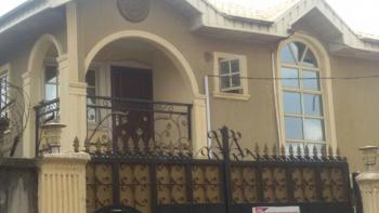 Exotic 4 Bedroom Duplex Plus 2 No of 2 Bedroom, Off Lafenwa Rd, Ejigbo, Lagos, Semi-detached Duplex for Sale
