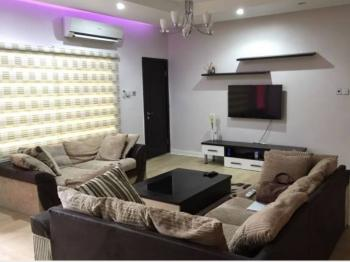 Furnished Three Bedroom Flat with a Room Bq, Lekki Gardens, Ikate Elegushi, Lekki, Lagos, Flat for Rent
