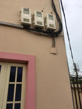 a Lovely and Nice Relatively New 3 Bedroom Flat, Just Three Tenant in The Compound, Off Adelabu Street, Adelabu, Surulere, Lagos, Flat for Rent