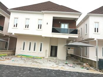 24/7 Serviced Estate with Spacious and Luxuriously Finished 5-bedroom All En Suite Duplex with a Bq, Chevron Toll Gate, After Chevron Office, Chevy View Estate, Lekki, Lagos, Detached Duplex for Sale