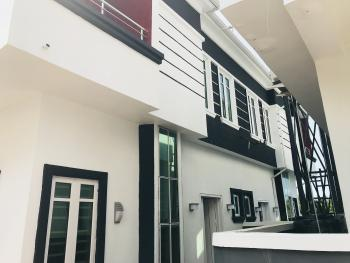 Brand New Four Bedroom Semi Detached with Bq, Ikota Villa Estate, Lekki, Lagos, Semi-detached Duplex for Rent