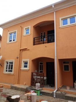 Lovely 2 Bedroom Apartment, Fidiso Estate, Sangotedo, Ajah, Lagos, Flat for Rent