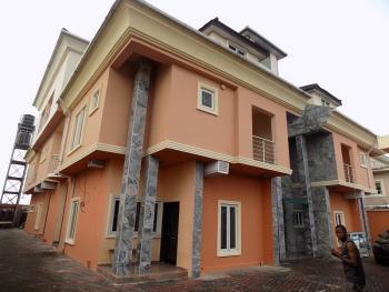 Standard 3 Bedroom Terrace Duplex, Lekki Phase 1, Lekki, Lagos, Terraced Duplex for Rent