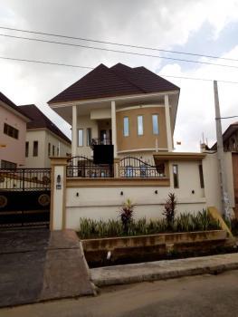 Exquisite Four Bedroom Detached Duplex + Bq, Gra, Magodo, Lagos, Detached Duplex for Sale