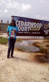 Cedarwood Courts, Inside Hope View Estate, Sangotedo, Ajah, Lagos, Mixed-use Land for Sale