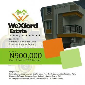 Wexford, Itamarun, Ibeju Lekki, Lagos, Residential Land for Sale