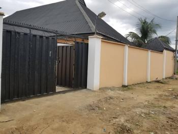 Newly Built Twin 2 Bedroom Bungalow, Ada George, By Chinda, Obio-akpor, Rivers, Semi-detached Bungalow for Sale