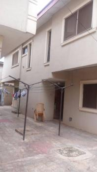 Neatly Finished Block of 4nos 3 Bedroom + 3 Bedroom Bungalow, Off Uju Road, Water Works, Fagba, Agege, Lagos, Block of Flats for Sale