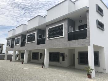 Tastefully Finished 3 Bedroom Terraced Duplex with Bq , 24 Hours Electricity, Swimming Pool, Ikate, Ikate Elegushi, Lekki, Lagos, Terraced Duplex for Rent