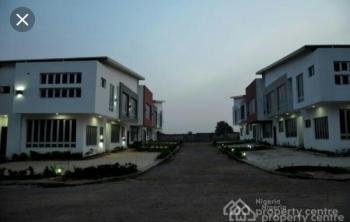 3 Bedroom Terrace Duplex with Bq, Grenadines Homes, Sangotedo, Ajah, Lagos, Terraced Duplex for Sale