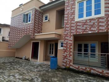 4 Bedrooms Terrace Duplex 3 People in The Compound, Close to Ajah Bridge, Ado, Ajah, Lagos, Terraced Duplex for Rent