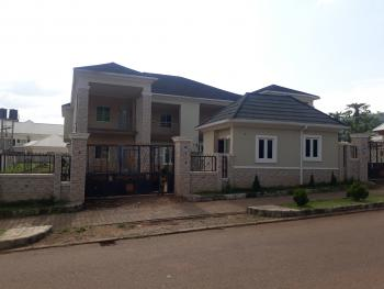 Spacious and Nicely Built Double Wings of 4 Bedrooms S/detached Duplexes  + 2 Bedrooms Guest Chalet on Each Side., Abubakar Umar Street, Katampe Extension, Katampe, Abuja, Semi-detached Duplex for Sale