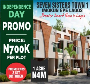 1 Plot of Land for Sale in Seven Sisters Town, Imokun Epe, Seven Sisters Town, Imokun, Epe, Lagos, Mixed-use Land for Sale