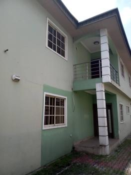 Lovely 4 Bedroom Duplex, Screen Estate, at Cmd Road, Magodo Phase 2, Gra, Magodo, Lagos, Detached Duplex for Rent