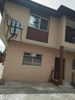 3 Bedroom Flat All Rooms En Suite, Omole Phase 1, Ikeja, Lagos, Flat for Rent