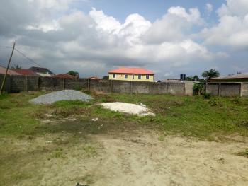 Distress 2 Plots of Dry Land Already Fenced Round, Awoyaya, Oribanwa, Ibeju Lekki, Lagos, Mixed-use Land for Sale