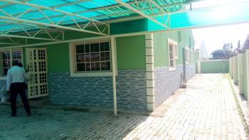 3 Bedroom Semi Detached Bungalow with Bq, Sunnyvale Estate, Kaura, Abuja, Semi-detached Bungalow for Rent