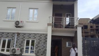 Newly Built Fully Furnished 4 Bedrooms Semi Detached Duplex with One Room Bq, By Power Station, Apo, Abuja, Semi-detached Duplex for Sale