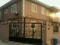 5 Bedroom Duplex, Gbagada, Lagos, 5 bedroom, 5 toilets, 5 baths Detached Duplex for Sale