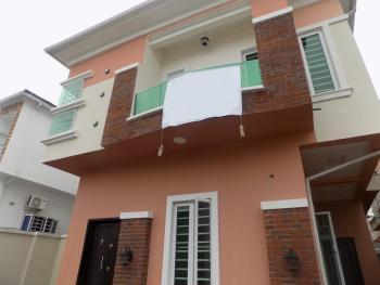 Exclusive 4 Bedroom Fully Detached Duplex, Osapa, Lekki, Lagos, Detached Duplex for Rent