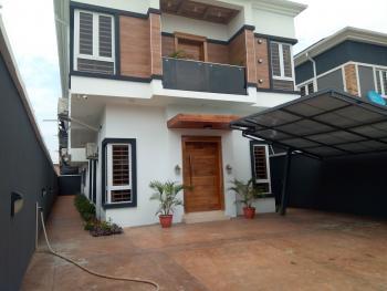 Newly Built 5 Bedroom Detached House, Osapa, Lekki, Lagos, Detached Duplex for Rent