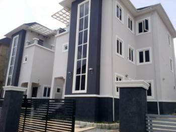 Completed 4 Bedroom Terrace Duplex with One Room B/q, Kings Park Estate, Galadimawa, Abuja, Terraced Duplex for Sale