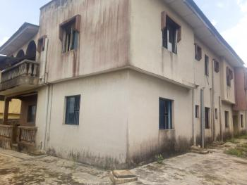 Building of Four Unit of Three Bedroom, Obadore, Akesan, Alimosho, Lagos, Block of Flats for Sale