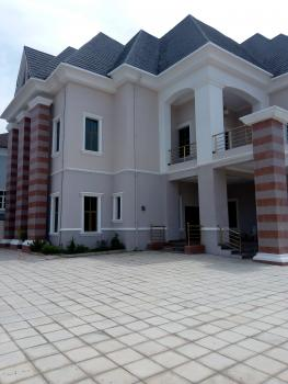 Luxury Finished 8 Bedrooms Mansionate with 2 Bedrooms Guests Chalets, 2 Rooms Bq and Swimming Pool, Off River Benue Street, Maitama District, Abuja, Detached Duplex for Sale