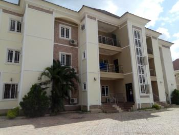Serviced 3 Bedroom Flat with Generator and Air Conditioner, Wuye, Abuja, Flat for Rent