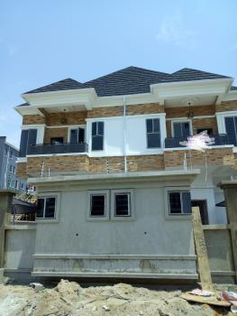 4 Bedroom Semi Detached Duplex with Bq, Orchid, Lekki, Lagos, Semi-detached Duplex for Rent
